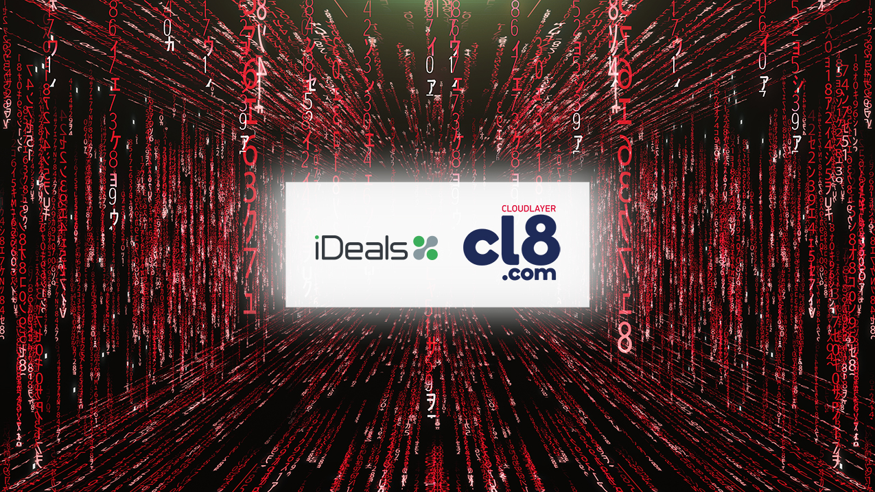 cl8-offers-virtual-data-rooms-powered-by-ideals
